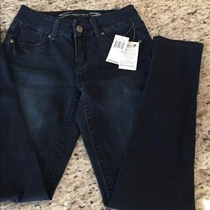 NWT Seven 7 the Tummy-less Slimmer Jean skinny 4